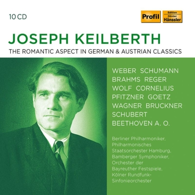 keilberth the romantic aspect in german australian classics 10cd