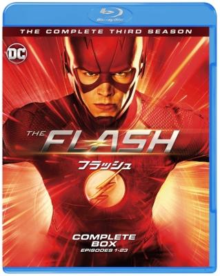 THE FLASH/フラッシュ <サード> コンプリート・セット(4枚組)<<TVBD> >