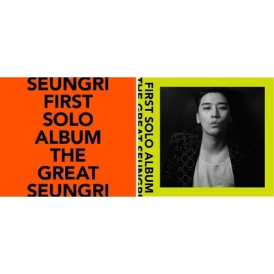 First Solo Album: THE GREAT SEUNGRI (ランダムカバー・バージョン)