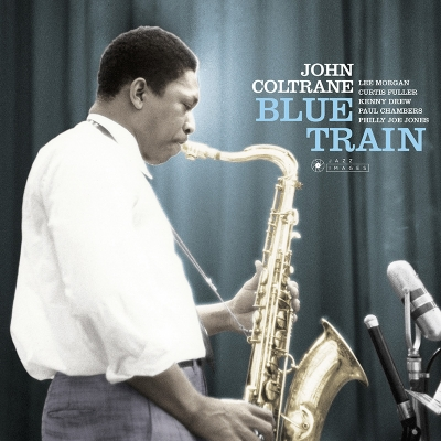 Blue Train (180グラム重量盤レコード/Jazz Images) : John Coltrane ...
