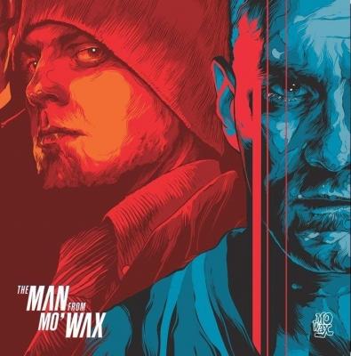 The Man from Mo'Wax オリジナルサウンドトラック (カラーヴァイナル仕様/2枚組アナログレコード)