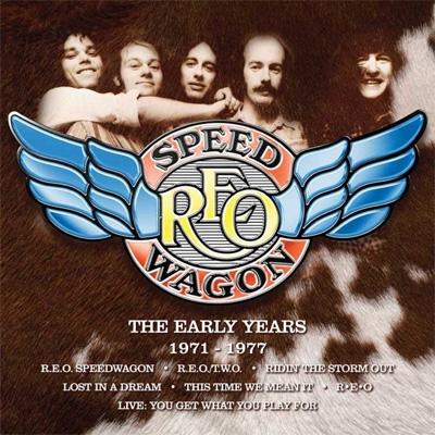 Early Years 1971-1977 (8CD)