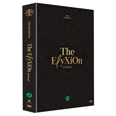 EXO PLANET #4 -The ElyXiOn in Seoul 【韓国版】 (2DVD+スペシャルフォトカード)