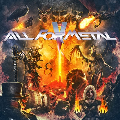 All For Metal Vol.V