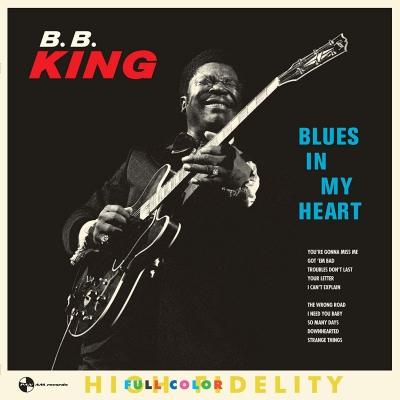 Blues In My Heart (180グラム重量盤レコード)
