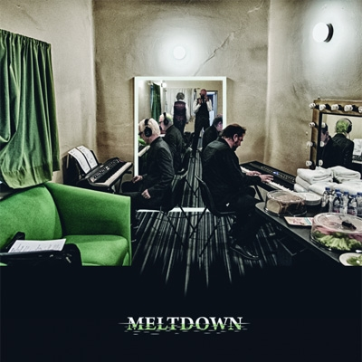 Meltdown: Live In Mexico (3CD+Blu-ray)