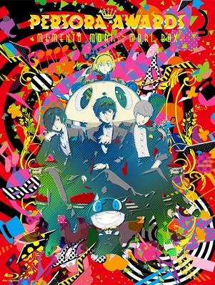 PERSORA AWARDS 3 MEMENTO MORI☆MORI BOX (2Blu-ray+CD)