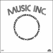 Music Inc (180グラム重量盤レコード/Pure Pleasure)