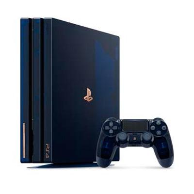 PlayStation4 Pro 500 Million Limited Edition