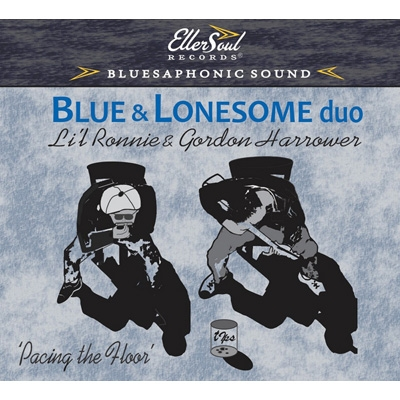 pacing the floor blue lonesome duo lil ronnie gordon harrower