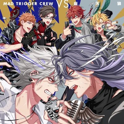 MAD TRIGGER CREW VS 麻天狼 <ヒプノシスマイク -Division Rap Battle->