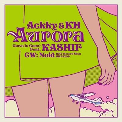 Aurora (Love Is Gone)Feat.KASHIF  (7インチシングルレコード)