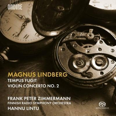 光陰矢の如し、ヴァイオリン協奏曲第2番 ハンヌ・リントゥ&フィンランド放送交響楽団、フランク・ペーター・ツィンマーマン