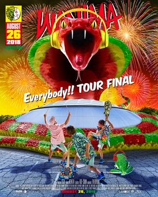 Everybody!! TOUR FINAL (Blu-ra...