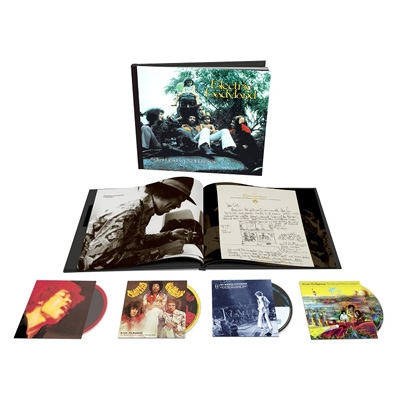 Electric Ladyland -50th Anniversary Deluxe Edition (3CD+Blu-ray)