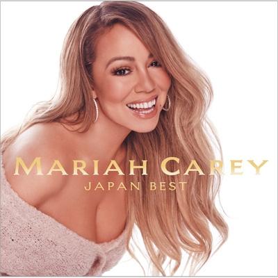 Mariah Carey Japan Best 【初回生産限定盤】 (ハンカチ付き)