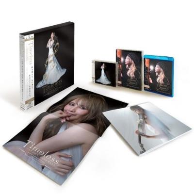 『Timeless〜サラ・オレイン・ベスト』完全生産数量限定スペシャルBOX(2CD)(+DVD+BD)