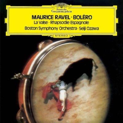 ボレロ、スペイン狂詩曲、ラ・ヴァルス 小澤征爾&ボストン交響楽団(シングルレイヤー)