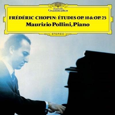 練習曲集 マウリツィオ・ポリーニ(1972)(シングルレイヤー)