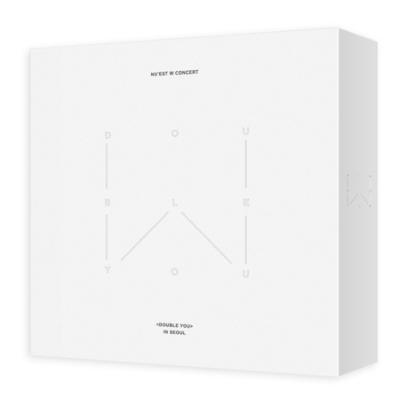 NU'EST W -CONCERT DOUBLE YOU IN SEOUL 【韓国盤】 (2DVD+フォトブック+フォトカード)