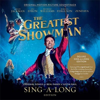 greatest showman sing along edition 2cd グレイテスト ショー