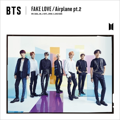 FAKE LOVE/Airplane pt.2 【初回限定盤A】 (+DVD)