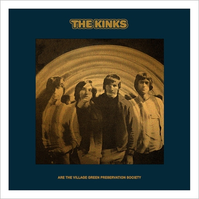 Kinks Are The Village Green Preservation Society: (2018 Stereo Remaster Deluxe)(2CD)