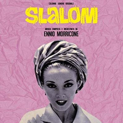 エンニオ・モリコーネ「Slalom」LP