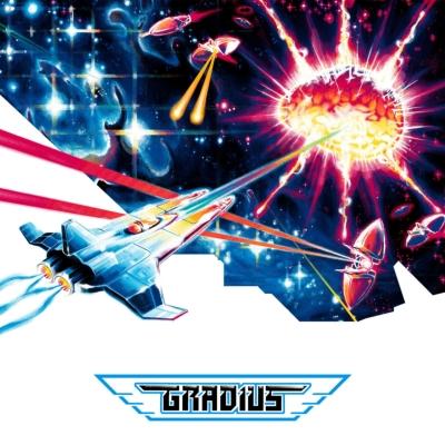 グラディウス Gradius (コナミ矩形波倶楽部/アナログレコード/Ship To Shore)