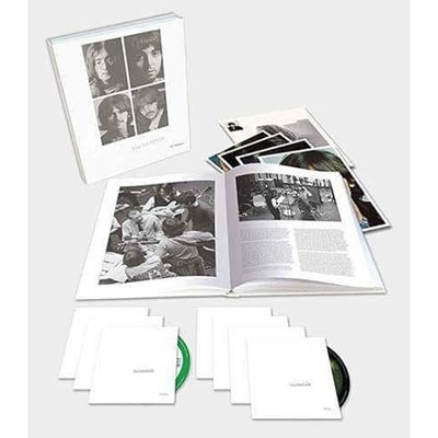 Beatles (White Album)【スーパーデラックスエディション】(SHM-CD 6枚組+ブルーレイ)