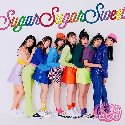 Sugar Sugar Sweet 【初回盤】(+Blu-ray)