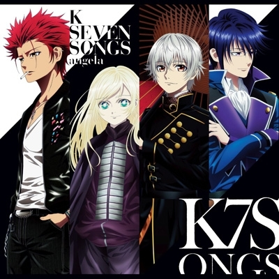 K SEVEN SONGS (+Blu-ray)