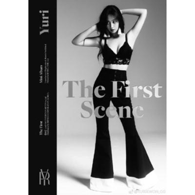 1st Mini Album: The First Scene