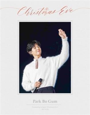 Park Bo Gum Fanmeeting in Japan <Christmas eve> 2017.12.24 通常盤