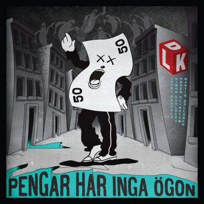 TRALL PUNK代表格、DLKの2018年作LP
