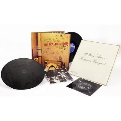 Beggars Banquet 50周年記念盤【通常輸入盤】(180グラム重量盤レコード+12インチシングル+ソノシート)【計3枚組】