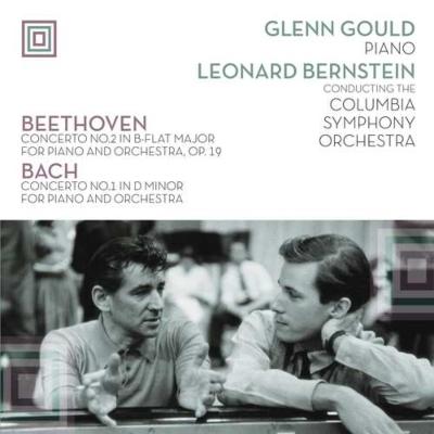 ピアノ協奏曲第2番(ベートーヴェン)、他:グレン・グールド(ピアノ)、バーンスタイン指揮&コロンビア交響楽団 (アナログレコード/Vinyl Passion Classical)