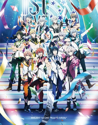 アイドリッシュセブン 1st LIVE「Road To Infinity」 Blu-ray BOX -Limited Edition-【完全生産限定】