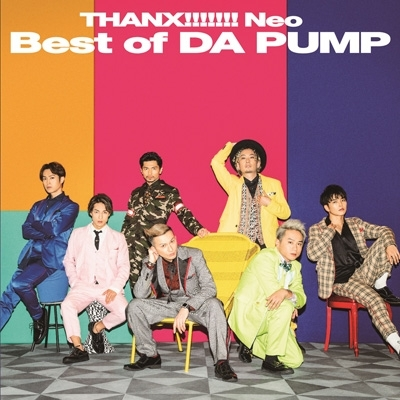 THANX!!!!!!! Neo Best of DA PUMP (CD+DVD)