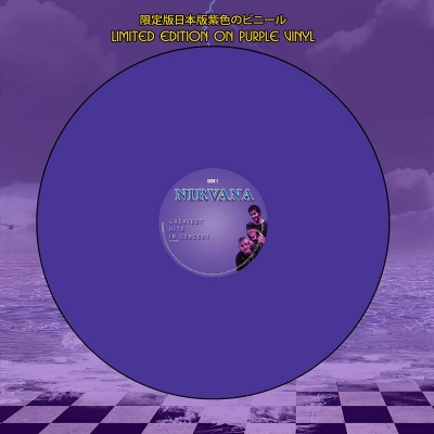 Greatest Hits In Concert (パープル・ヴァイナル仕様/180グラム重量盤レコード/CODA Publishing)