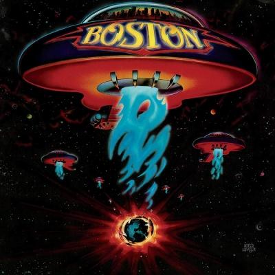 ボストンのデビューアルバム、カラーヴァイナル仕様で登場