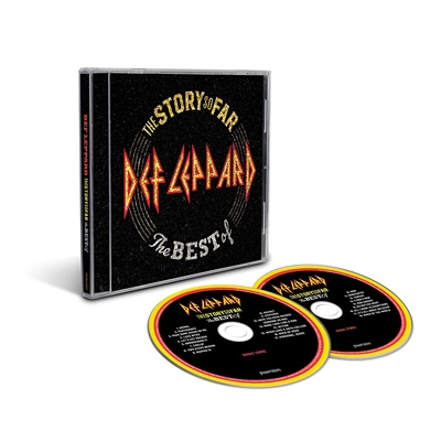 The Story So Far…The Best Of Def Leppard (2CD)