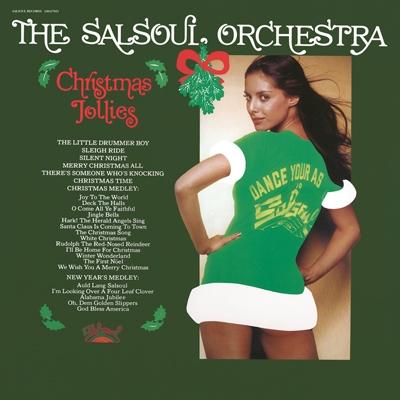 Christmas Jollies (レッド・ヴァイナル仕様/アナログレコード)