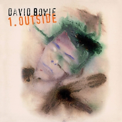 DAVID BOWIEの95年作、99年作カラー盤LPでリイシュー