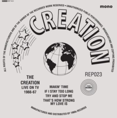 UKのビートバンドThe Creationの7インチ