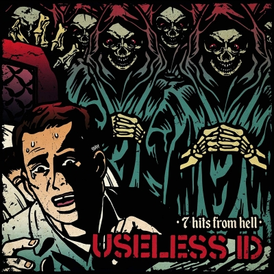 USELESS ID 7インチシングル「7 Hits From Hell」
