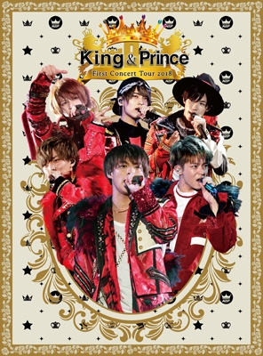 King & Prince First Concert Tour 2018 【初回限定盤】(DVD)