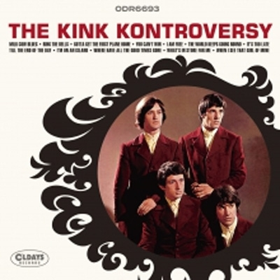 Kink Kontroversy <紙ジャケット>