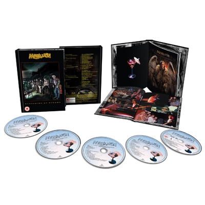 Clutching At Straws (4CD+Blu-ray)