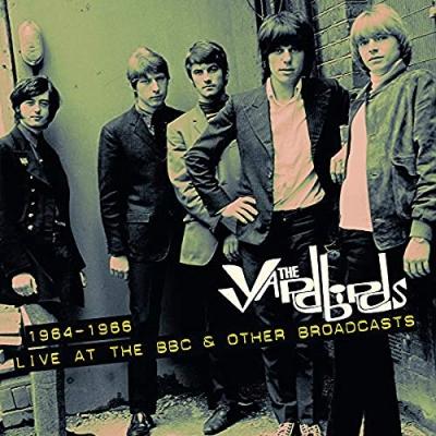 ヤードバーズの1964年〜1966年のブロードキャスト集LP